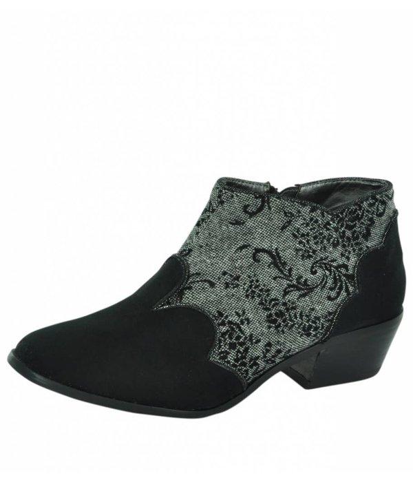 Ruby Shoo Juliette 09007 Women's Bootie Shoes