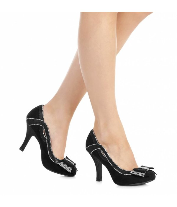 Ruby Shoo Ivy 08994 Women's Court Shoes