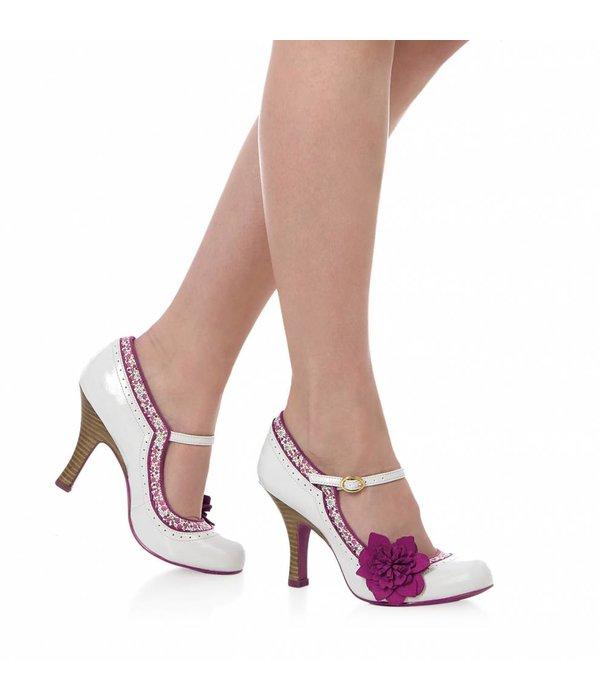 Ruby Shoo Poppy 08907 Women's Court Shoes