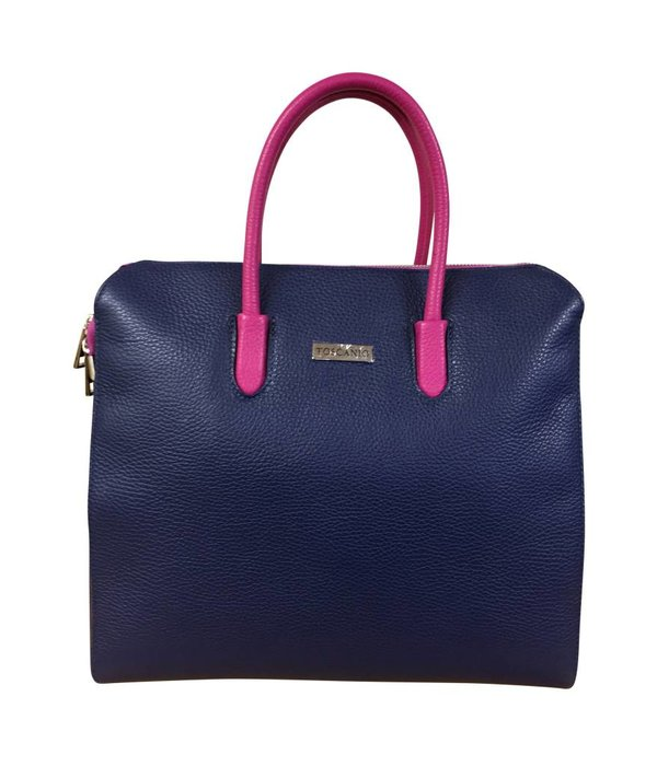 Toscanio Toscanio Claudia A166 Women's Leather Shoulder Bag