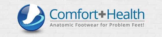 Mens Comfort+Health Footwear