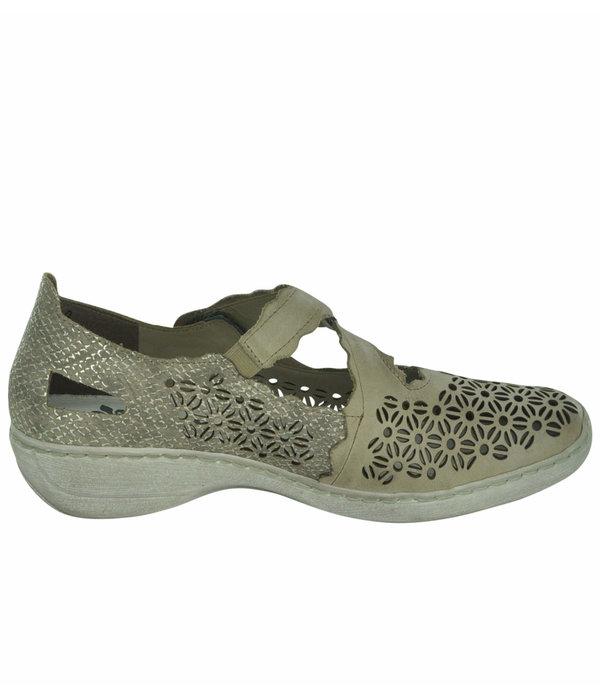 Rieker 413G4 Women's Comfort Shoes