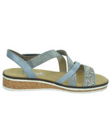 Rieker Rieker V3663 Women's Strappy Sandals