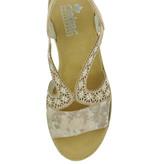 Rieker Rieker 61916 Women's Wedge Sandals
