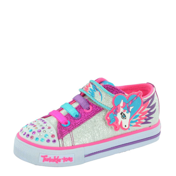 Skechers Kids Shuffles - Party Pets 10772N