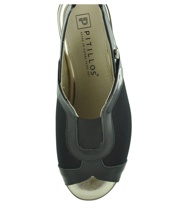 Pitillos Pitillos 5514BIS Women's Wedge Sandals