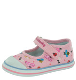 Pablosky Pablosky 9536 Girl's Canvas Shoes