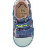 Pablosky Pablosky 9539 Girl's Canvas Shoes