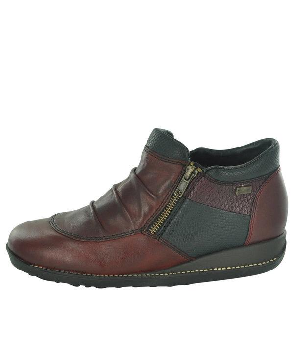 Rieker 44280 Women's Tex Ankle Boots