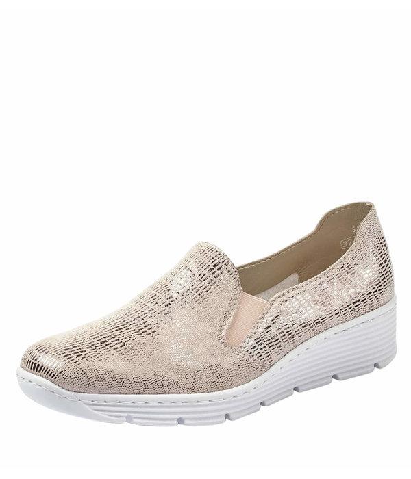 Rieker Rieker 587B0-62 Women's Slip-on Shoes