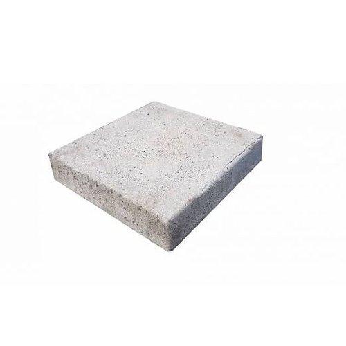 Funderingstegel gewapend beton - 40 x 40 x 8 cm