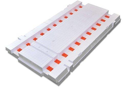 Isobouw Powerkist Bodemplaat 40 cm breed