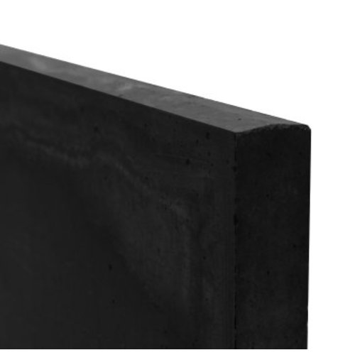 Betonplaat 3,5 x 24  x 184 cm - Antraciet