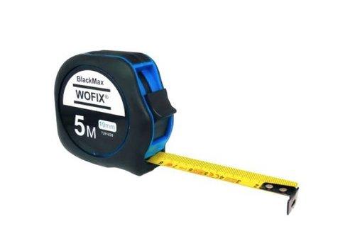 Wofix BlackMax rolmaat schokabsorberend - 3 of 5 meter