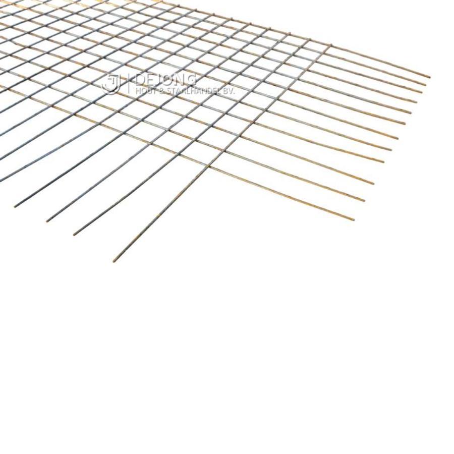 Bouwstaalmat BPS524a Ø10-150 1,9 x 2,95 meter