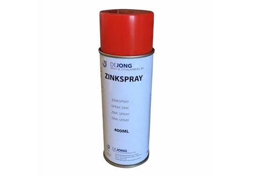 Zinkspray spuitbus 400ml