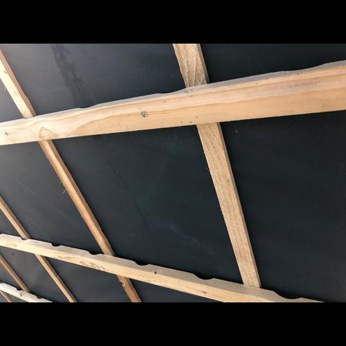 Vuren ventilatielat geïmpregneerd 2,1 x 4,5 x 480 cm