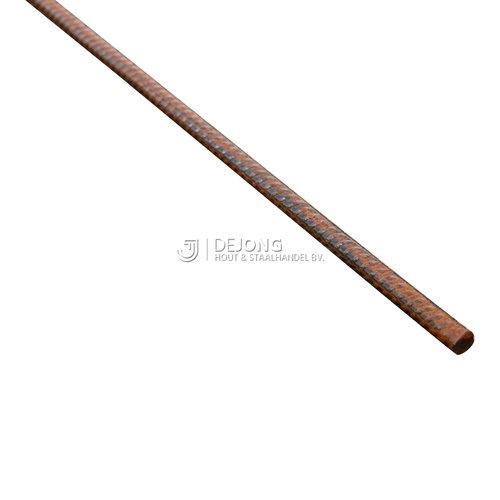 Koppelstaaf Ø8 100 cm lang