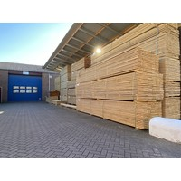 Nieuwe steigerplank - ca. 3 x 19,5 x 300 cm
