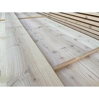 Nieuwe steigerplank - ca. 2,8 x 19,5 x 500 cm