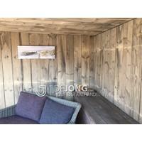 Steigerplank Old Look ca. 3 x 19,5 x 300 cm