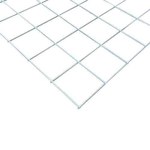 Draadmat verzinkt - Ø4-100-100 - 90 x 180 cm