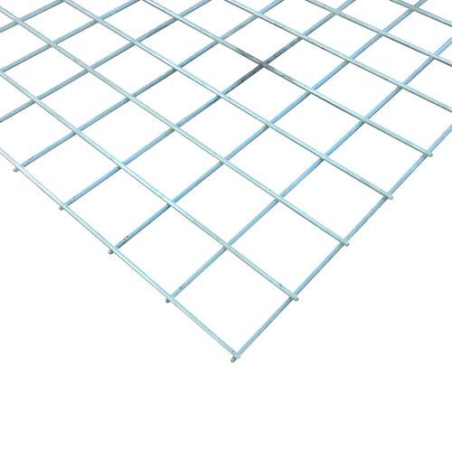 Gaaspaneel verzinkt Ø4-50 - 180 x 180 cm