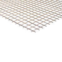 Staalmat QS252a Ø4-50-50 2 x 3 mtr