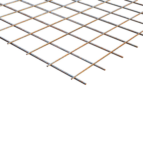 Bouwstaalmat QS130a / PS130a Ø5-150 2 x 3 meter
