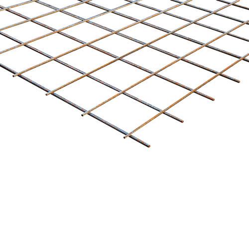 Bouwstaalmat P754a Ø10-150 2 x 5 meter