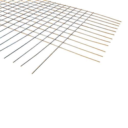 Bouwstaalmat BEC785a Ø10-100 2.4 x 6.0 meter