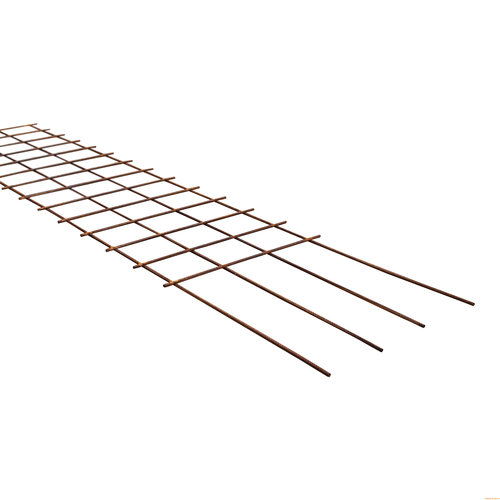 Strokenmat Ø8-150 - diverse breedte's - Lengte 358 cm