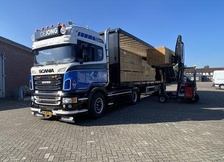 Allround logistiek medewerker & chauffeur