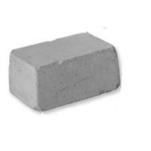 Zak a 67 stuks beton hunebed afstandhouders 35 mm