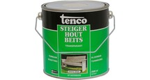 2,5L Tenco steigerhoutbeits - diverse kleuren