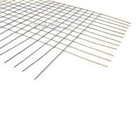 Bouwstaalmat B335a Ø8-150 2.35 x 5.95 meter - met stekeinden
