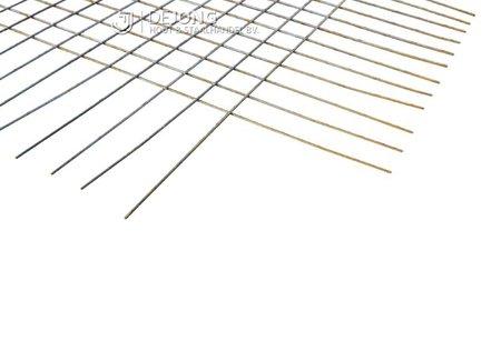 BEC-bouwstaalmatten - 2.35 x 5.95 meter