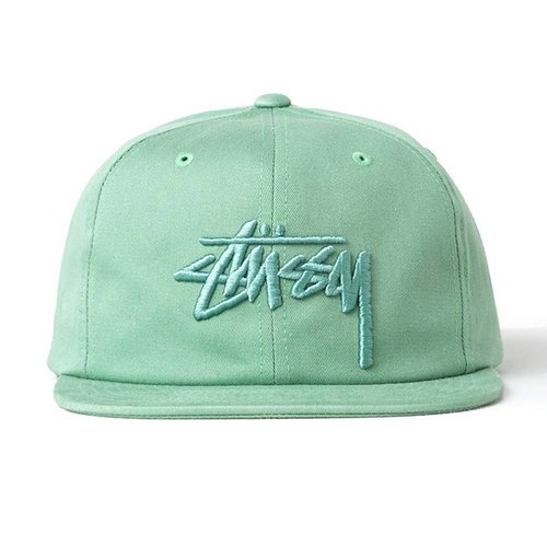 Stock Pigment Cap Teal