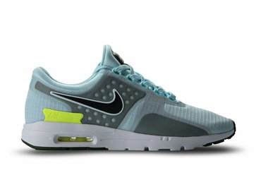 Nike Air Max Zero SI Glacier Blue Black 881173 400