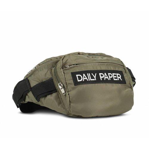 Green Waist Bag