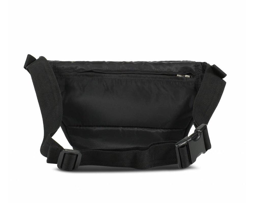 Daily Paper Black Waist Bag