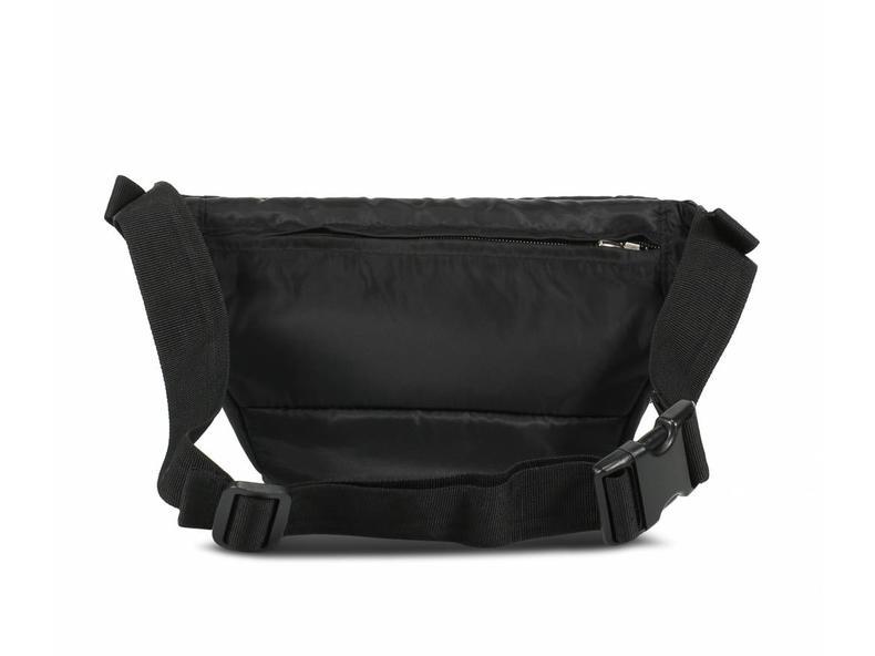 Black Waist Bag