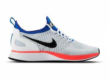 Nike W Air Zoom Mariah KF Racer PRM White Hyper Crimson 917658 100