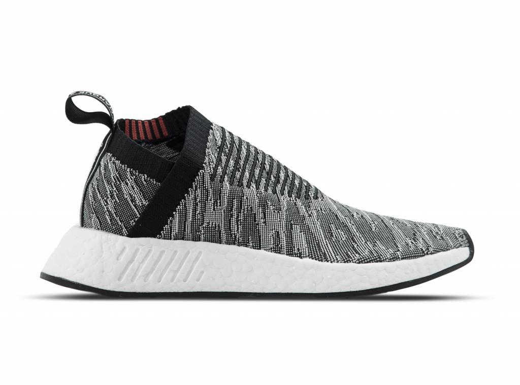 bdd0f5001 Adidas NMD R2 Primeknit Footwear White Core Black W BY9520