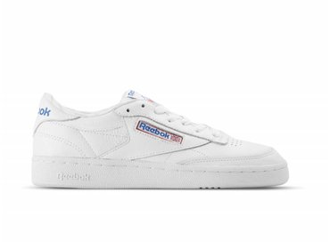 Reebok Club C White Vital Blue BS8848