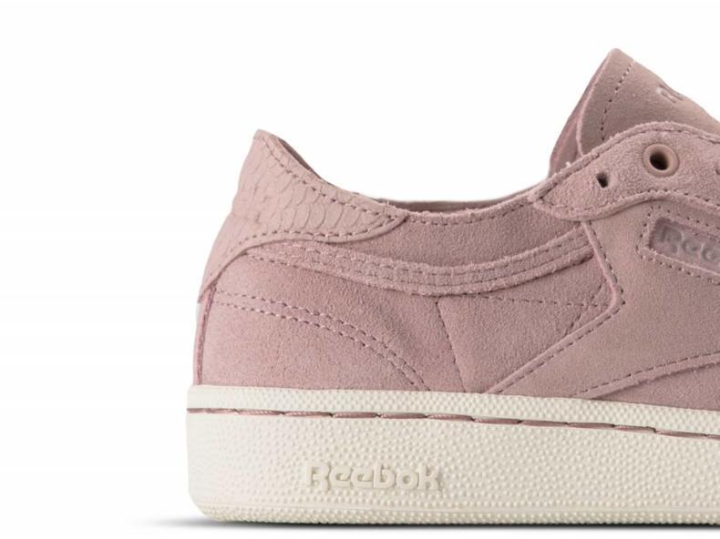 05db223f204e2 Reebok Club C 85 FBT Decon W Shell Pink Chalk BS7826 - Bruut Online ...