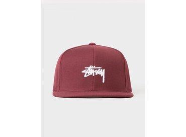 Stussy Stock FA17 Cap Burgundy 131745 0615