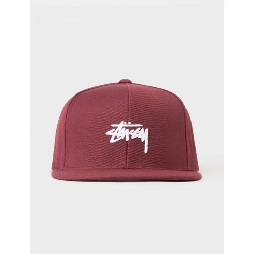 Stock FA17 Cap Burgundy 131745 0615