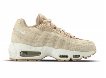 Nike WMNS Air Max 95 SD Oatmeal White Linen Black 919924 100