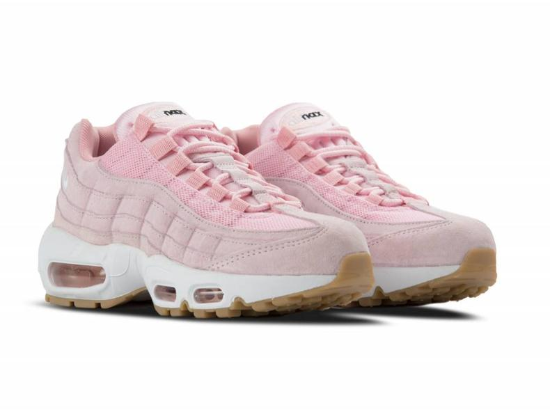 a721dd93b5a1f Nike WMNS Air Max 95 SD Prism Pink White Sheen Black 919924 600 ...